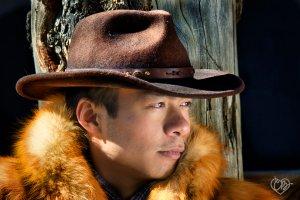 Portrait of Douglas Phan by Christie Bryant