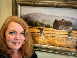Fine Art Landscape Print by Christie Bryant
